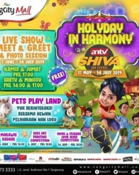 Holiday in Harmony with SHIVA and Friends