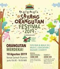 3K Fun Run & 3K Family Fun Walk - Sayang Orangutan Festival