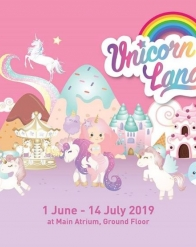 Unicorn Land di Mall of Indonesia