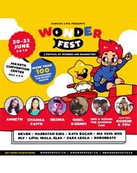 Wonderfest - Festival Perdana Jakarta