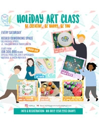 Holiday Art Class by I Learn