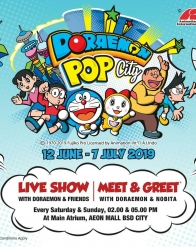 Doraemon Pop City