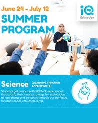 Summer Program IQ Education