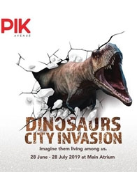 Dinosaurs City Invasion