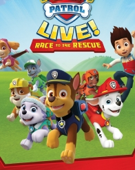 PAW Patrol Live! - Race to the Rescue Datang ke Indonesia