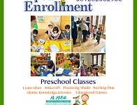 Al Atfal Preschool Classes