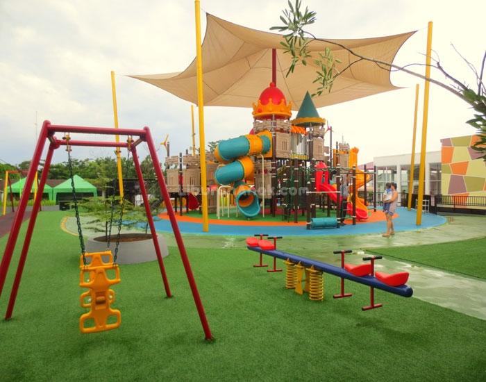 Playparq Bintaro Kids Holiday Spots Liburan Anak