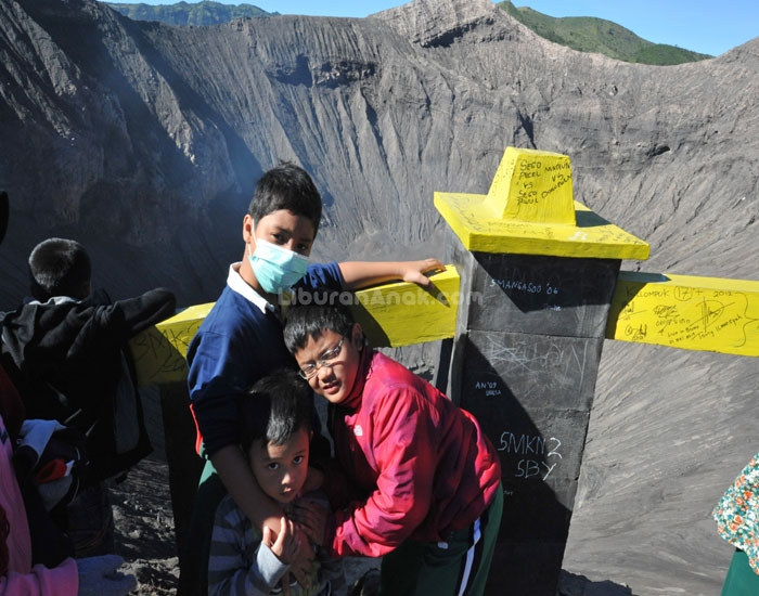 Bromo with Kids? Let's do it!