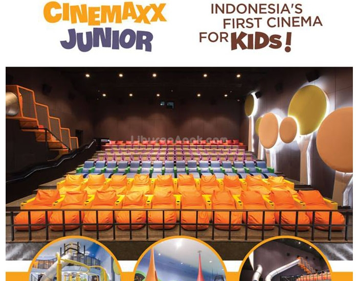 Cinemaxx Junior Indonesia S First Cinema For Kids Kids