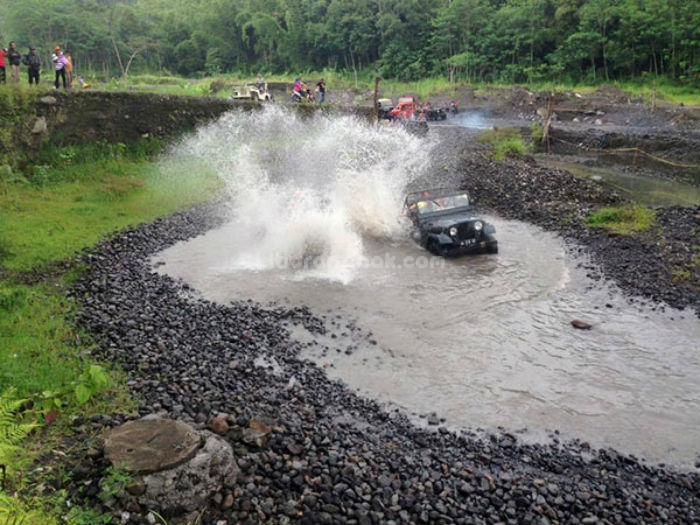 Merapi Lava Tour Price