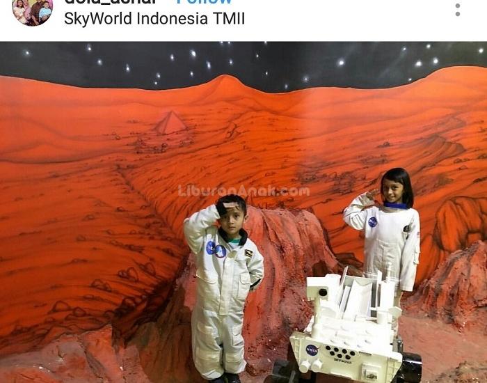 Skyworld Indonesia TMII