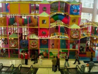 The Living World Giant Indoor Playground