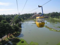 Skylift Taman Mini Indonesia Indah