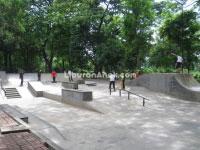 Green Skate Park