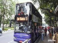 Bus Tingkat Wisata Keliling Jakarta