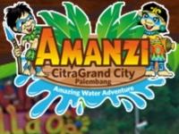 Amanzi Waterpark Palembang