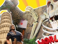 World of Wonders Theme Park - Citra Raya Cikupa Tangerang