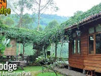 The Lodge Earthbound Adventure Park - Lembang