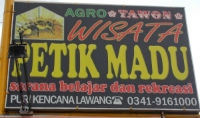 Agro Tawon - Wisata Petik Madu Malang