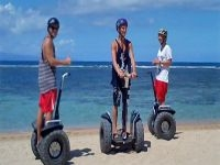 Segway by the beach - Bali Green Connection