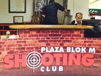 Blok M Plaza Shooting Club