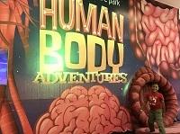 Belajar Anatomi Tubuh Manusia di Human Body Adventures