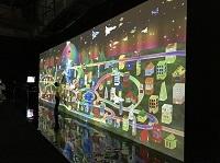 Bermain bersama Teknologi Digital di TEAMLAB FUTURE PARK