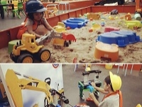 Kids at Work, The 1st construction theme park in Indonesia.