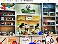 Belajar Memasak Kapan Saja di Kitchen Magic Indonesia