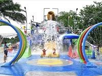 Aqua Playground Shangri La Jakarta