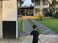 Villa Sawah Bogor