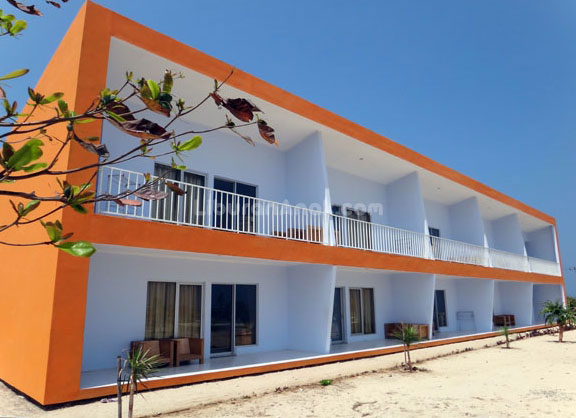 Ujung Genteng (2): Turtle Beach Resort
