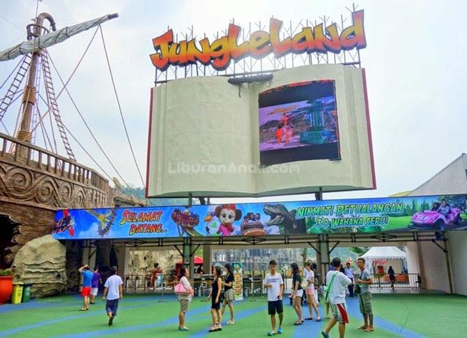 Review Jungle Land Sentul (1)