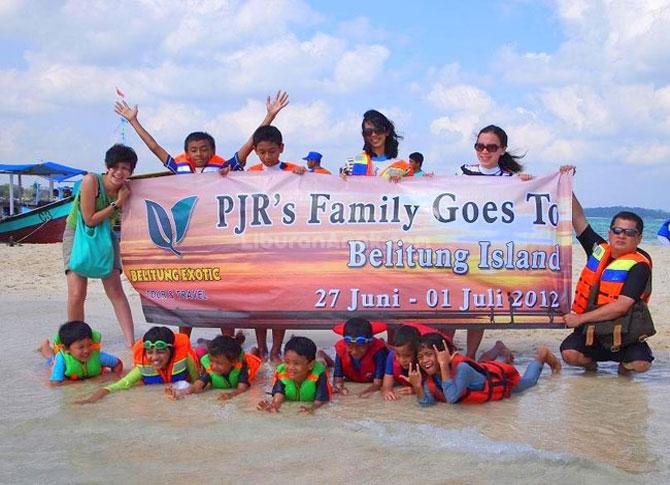 Belitung Family Trip #1: Merencanakan Berlibur ke Belitung bersama 10 anak
