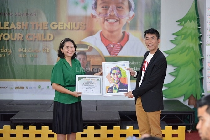 Press Release Parenting Seminar With EduCenter
