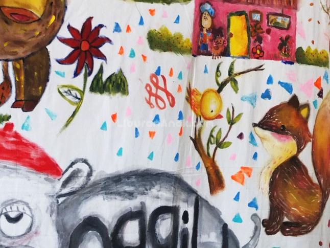 Hippo's Little Art - I Love Me (Student's Art Exhibition)