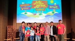 Lomba Cipta Lagu Anak 2018