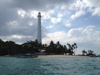Belitung Family Trip #4 - Day 2 (Part 2) : Beach hoppers in action, again !