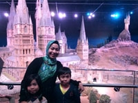 London for Kids Part 3: Berkunjung ke Warner Bros Studio dan Old Trafford