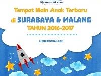Tempat Liburan Anak 2017 di Jawa Timur