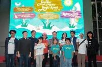 Press Release Finalis Lomba Cipta Lagu Anak dan Launching Trailer Kulari Ke Pantai