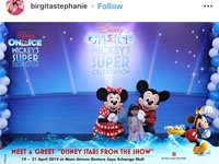 Meet and Greet Mickey & Minnie