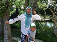 Berlibur ke Bali Bird Park
