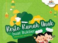 Resto Ramah Anak buat Bukber Jakarta dan Sekitarnya