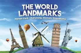 Merapi Park Yogyakarta