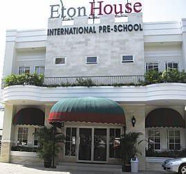 Eton House Preschool Jakarta
