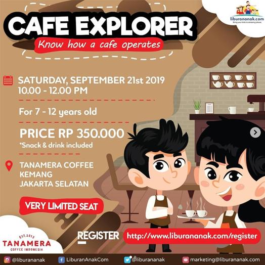 Cafe Explorer Batch 1