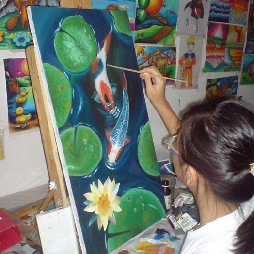 Studio Painting & Manga ATistika