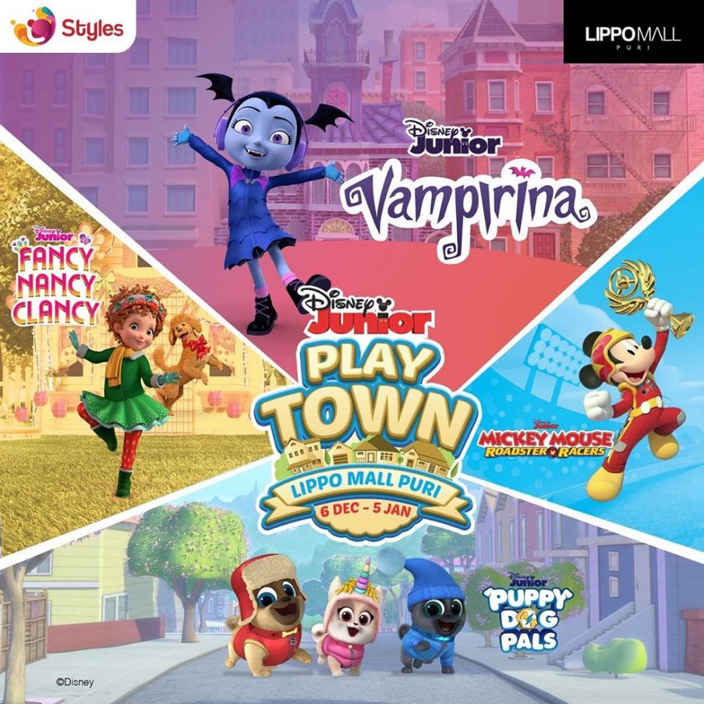 Disney Junior Play Town