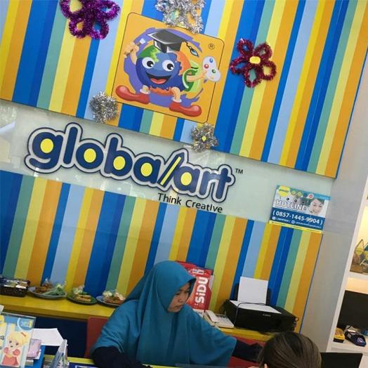 Global Art BSD